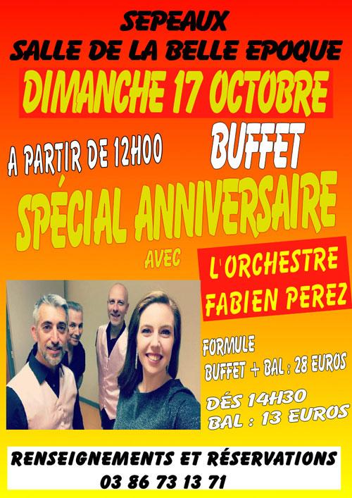 Buffet dansant Anniversaire Salle Belle Epoque Sepeaux 17 10 2021.jpg