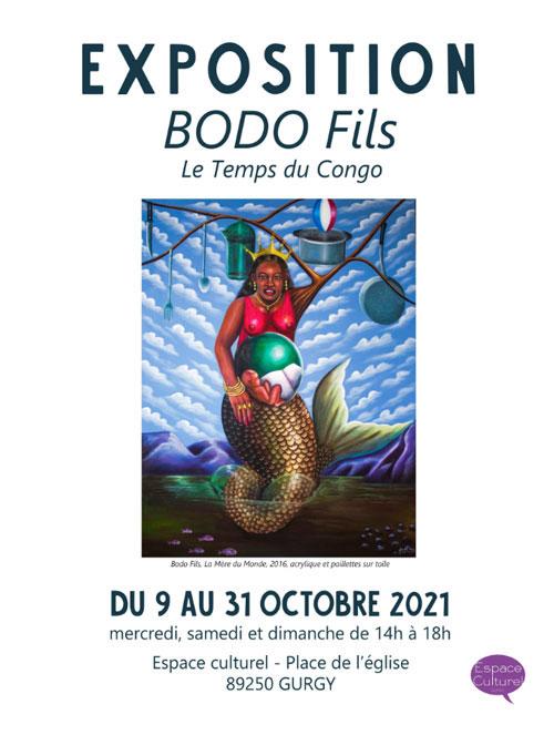 Exposition Bodo Fils Le Temps du Congo Gurgy 9 31 octobre2021 v2.jpg