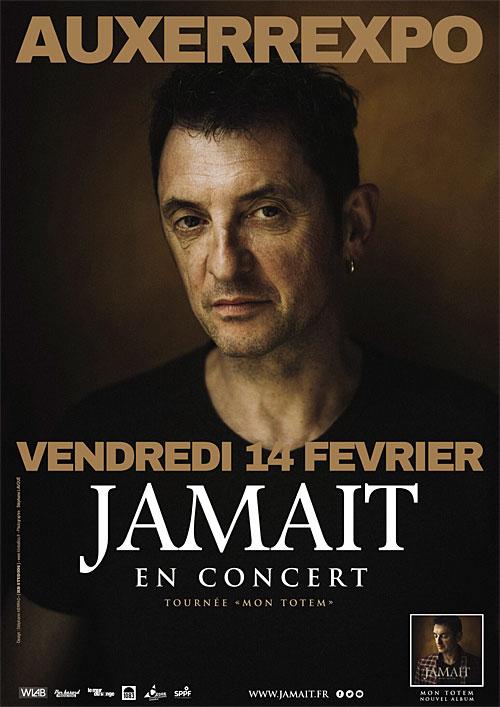 CONCERT : YVES JAMAIT (chanson française) et Trafalgar (en 1ère partie / rock français) / Soutien au Festival des Foins