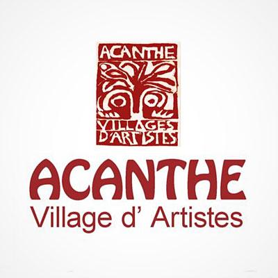 Acanthe expose les réalisations des artistes adhérents aux