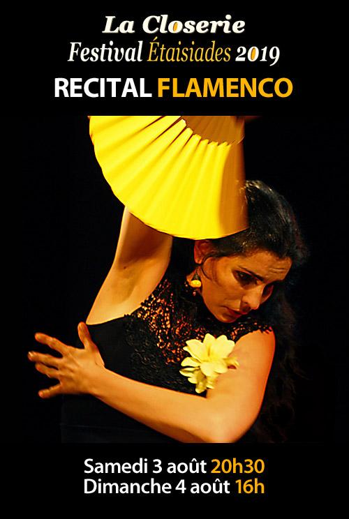 RECITAL FLAMENCO avec la Compagnie Anda Jaleo en quartet (musique du monde)