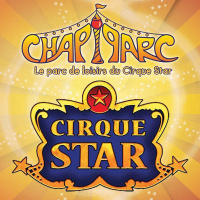CIRQUE STAR - CHAPI PARC - Animations, parc de loisirs et spectacles / Acrobaties, humour et comédie