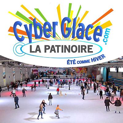CYBERGLACE - Spectacles sur glace, théâtre et créations