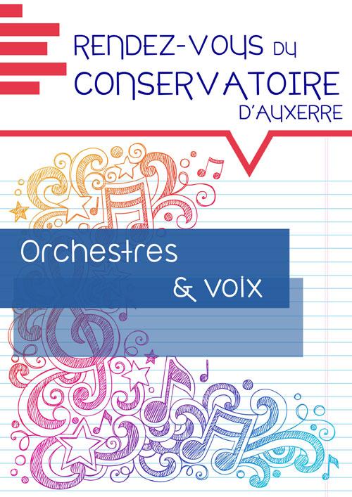 CONCERT : Les rendez-vous du Conservatoire d'Auxerre