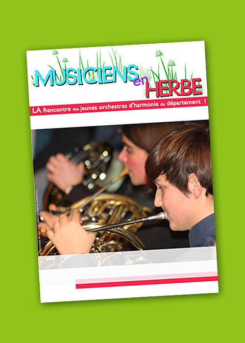 CONCERT : Musiciens en Herbe
