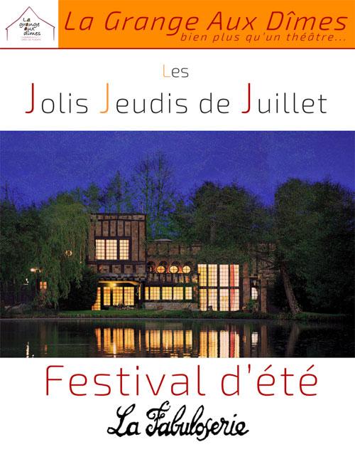 Festival Les Jolis Jeudis de Juillet La Grange aux Dimes La Fabuloserie Dicy Charny 2021.jpg