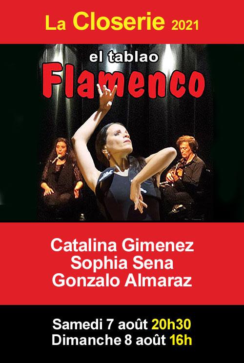 Flamenco el tablao Theatre de la Closerie Etais la Sauvin Aout2021.jpg
