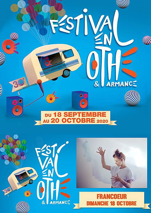 FESTIVAL EN OTHE : CONCERT avec Francoeur (Chansons Pop)