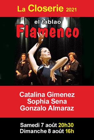 Spectacle de Flamenco :