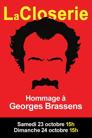 Grand échiquier Brassens : spectacle en hommage à Georges Brassens avec 30 chansons et plus de 20 artistes, musiciens, chorales, chanteurs et témoins