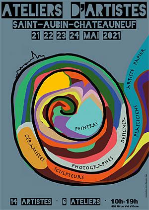 Portes ouvertes / Ateliers d'Artistes : 14 artistes ouvrent leurs ateliers