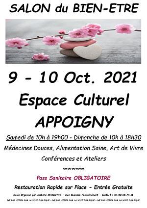SALON du BIEN-ETRE (Médecines Douces, Alimentation Saine, Art de Vivre, Conférences et Ateliers)