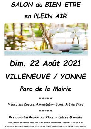 Salon du Bien-Etre en plein air (Médecines Douces, Alimentation Saine, Art de Vivre)