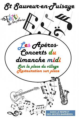 Apéro-concert avec Citadelle (pop rock)