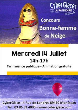 Concours de Bonne-femme de Neige