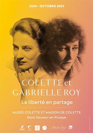 Exposition : Colette et Gabrielle Roy