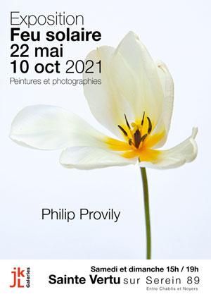 Exposition photo de Philip Provily dans le cadre de l'exposition
