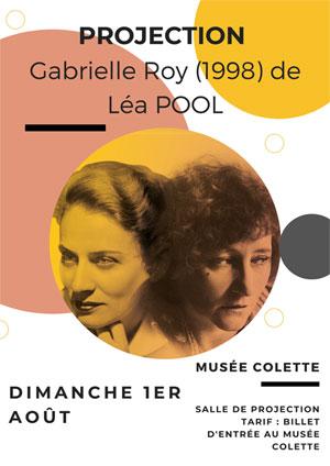 Projection : Gabrielle Roy (1998) de Léa Pool