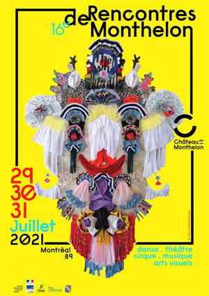 16èmes RENCONTRES DE MONTHELON (danse, théâtre, cirque, musique, arts visuels)