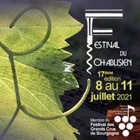 Festival du Chablisien - Concerts de musique classique, musiques du monde et jazz / Affilié au Festival des Grands Crus de Bourgogne
