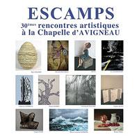 Rencontres Artistiques à Escamps - Expositions d'arts à la Chapelle d'Avigneau