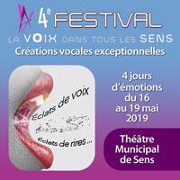 Festival ARDEV - La Voix dans tous les Sens - Musique et art vocal / Concerts et spectacles consacrés à l'expression vocale / jazz, lyrique, opéra...
