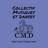 Collectif Musiques et Danses de Saint Aubin Château Neuf - Association / Musique, danse, théâtre, gastronomie / concerts, spectacles, soirées à thème, bals folk et trad
