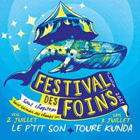 Festival des Foins - Musiques actuelles, chanson, guinguette, variétés, jazz, cirque, banda...
