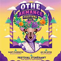 Othe-Armance Festival - Musiques actuelles / Artistes nationaux / Création, découverte, festival itinérant, spectacles jeune public