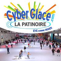 Cyberglace - Spectacles sur glace, théâtre et créations, école de patinage artistique et sportif