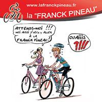 La Franck Pineau - Sport, vélo, marche, loisirs / Cyclotourisme, VTT et randonnée pédestre